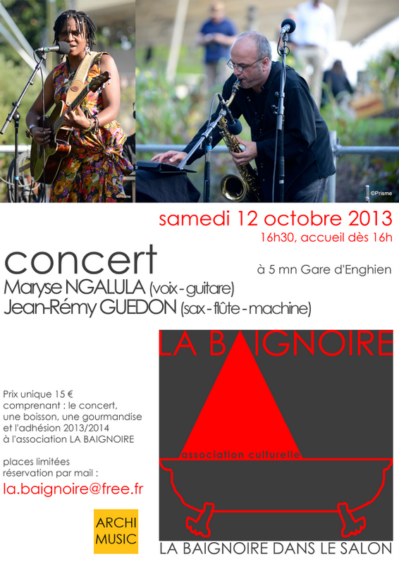 Affiche LB Salon oct13